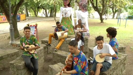 Programa conheceu grupos musicais da região