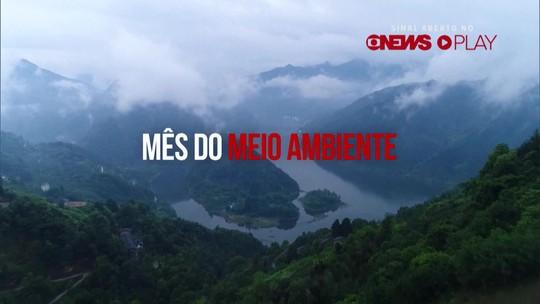 No Mês do Meio Ambiente, assista ao Cidades e Soluções com sinal aberto no GloboNews Play