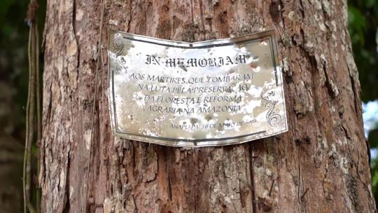 Especial Amazônia mostra os mártires que lutaram pela floresta