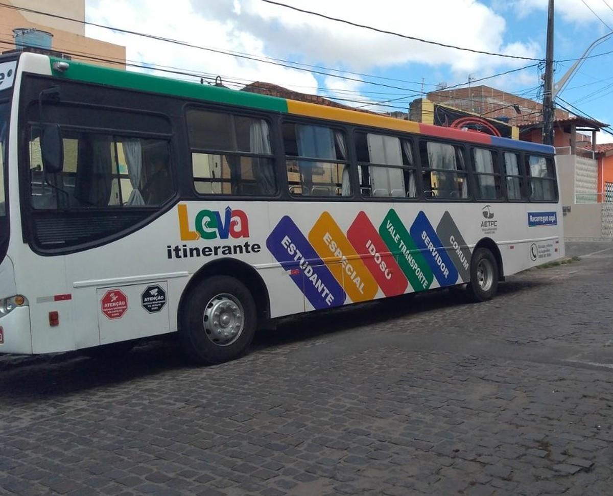 'Leva Itinerante' realiza atendimento no bairro São Francisco, em Caruaru