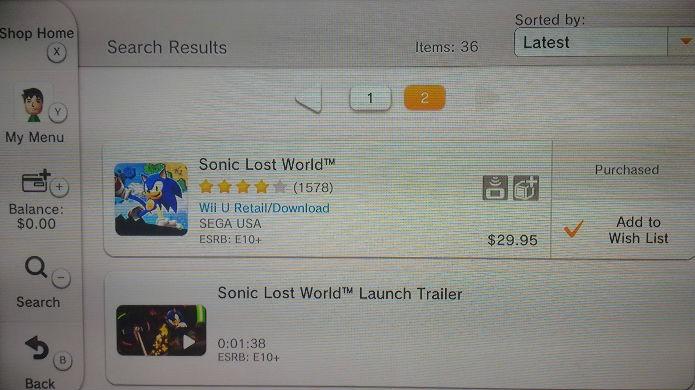 sonic lost world how to get zelda dlc