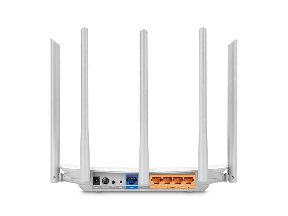 Roteadores dual band oferecem maior desempenho e possibilidade de conectar mais dispositivos — Foto: Divulgação/TP-Link