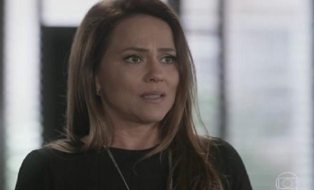 Vivianne Pasmanter em 'Totalmente demais' (Foto: TV Globo)