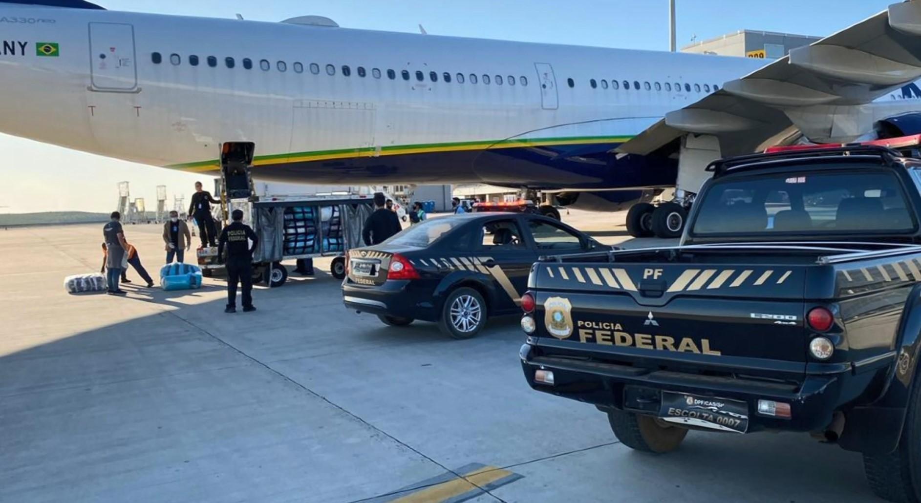 Sete investigados em operação contra tráfico pelo Aeroporto de Viracopos voltam à prisão