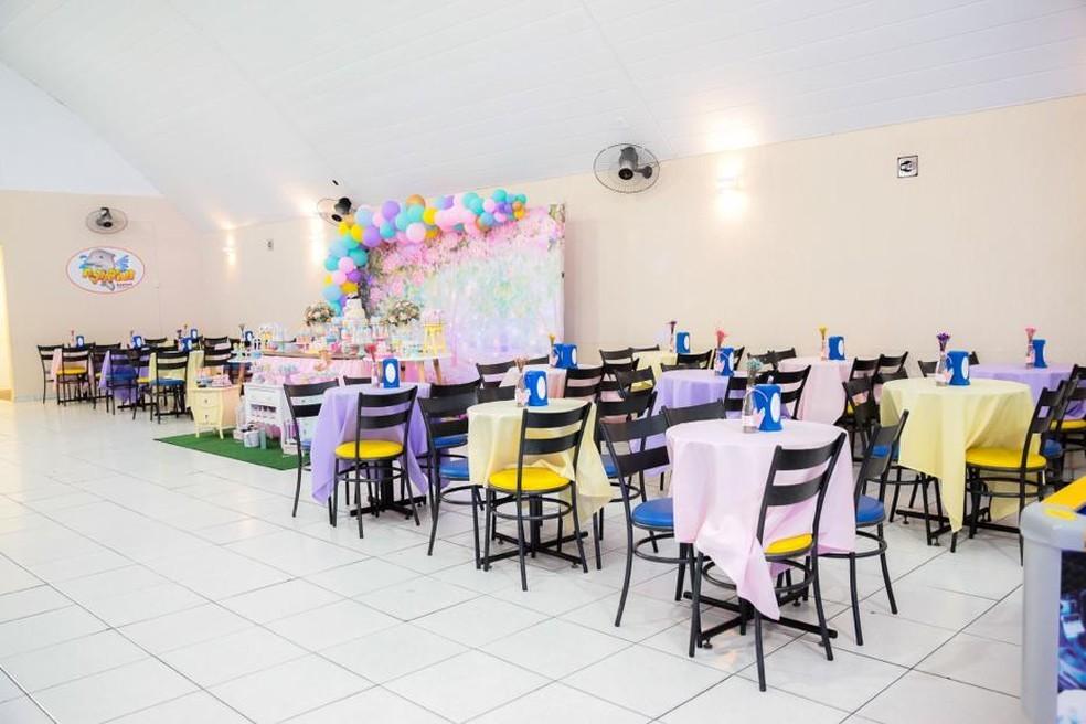 Eventos em ambientes fechados podem funcionar com até 100 pessoas no Ceará. — Foto: Arquivo Pessoal