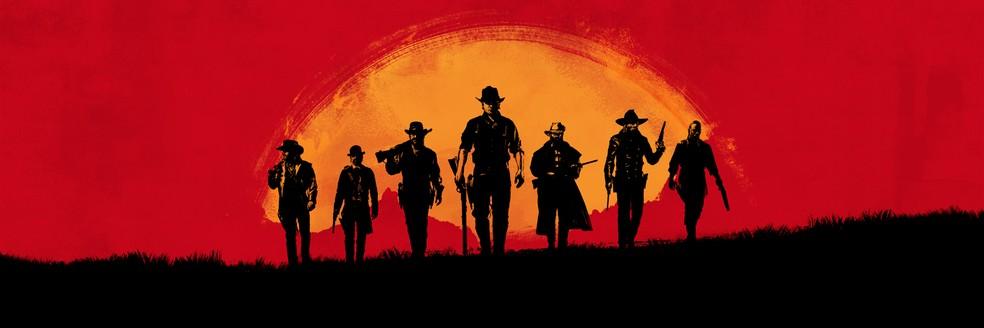 Saiba quem é quem em Red Dead Redemption 2 — Foto: Divulgação/Rockstar