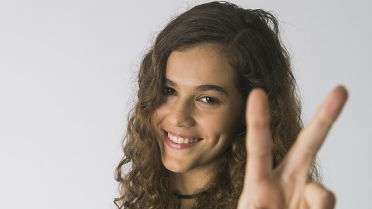 Conheça Giovanna Khair, participante do 'The Voice Kids'