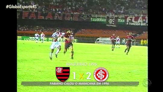Inter desafia retrospecto negativo contra o Flamengo, mas tem jogos históricos no Maracanã