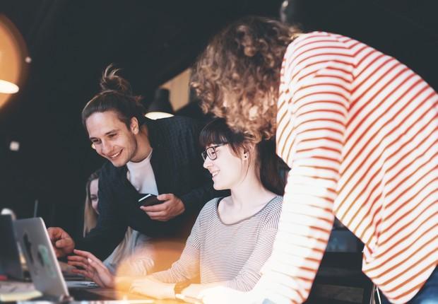 jovens - carreira - millennial - geração Y - sonhos - jovem - empresa (Foto: Thinkstock)