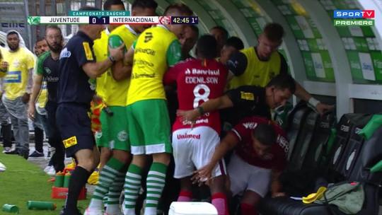 Nico López é punido com dois jogos e desfalca o Inter contra o Avenida