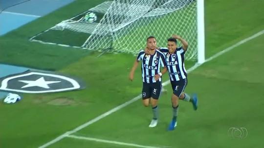 Gols Tocantinenses: Luiz Fernando marca para Botafogo, mas não evita empate