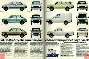 Comercial Fiat 147