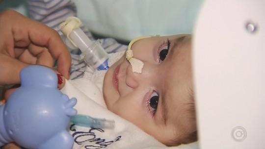 Bazar para ajudar no tratamento de bebê com AME será realizado em Rio Preto