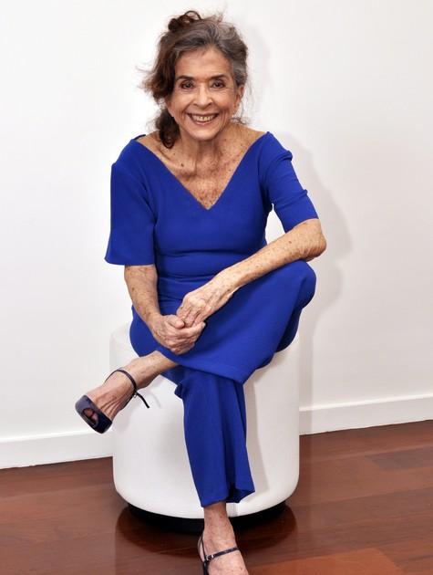 Betty Faria (Foto: Cristina Granato)