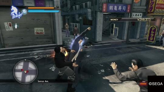 Conheça os pontos de diversão no jogo Yakuza 0 e o que fazer neles