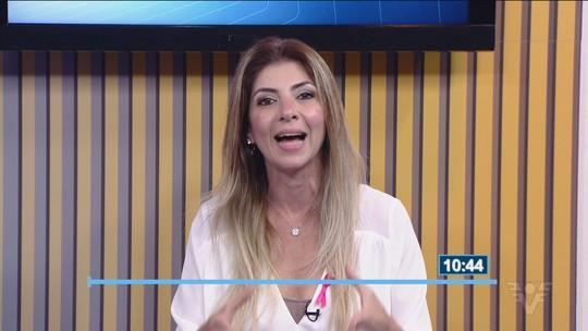 Haifa Madi (PPS) é entrevistada no Jornal da Tribuna