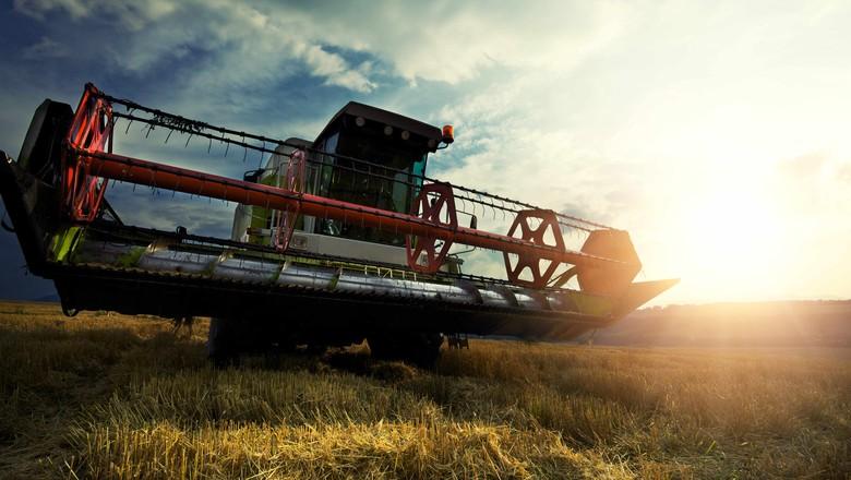 Máquinas agrícolas usadas podem custar até 50% menos em relação às novas (Foto: Shutterstock)