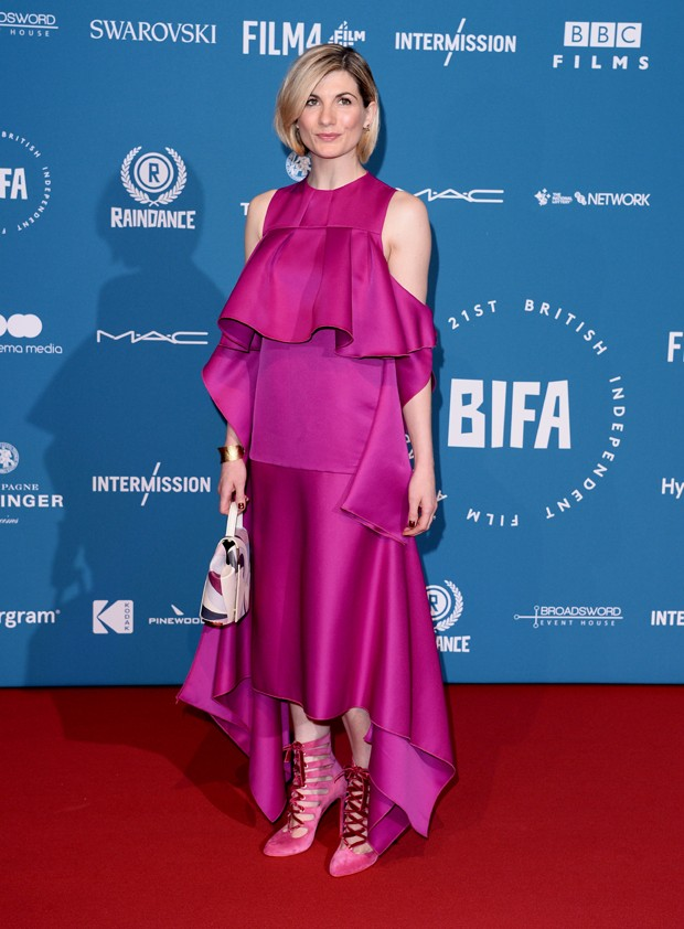 Jodie Whittaker (Foto: Getty Images)