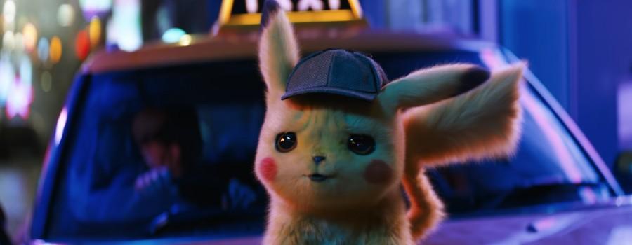 Pikachu no trailer do filme de Pokémon (Foto: Divulgação)