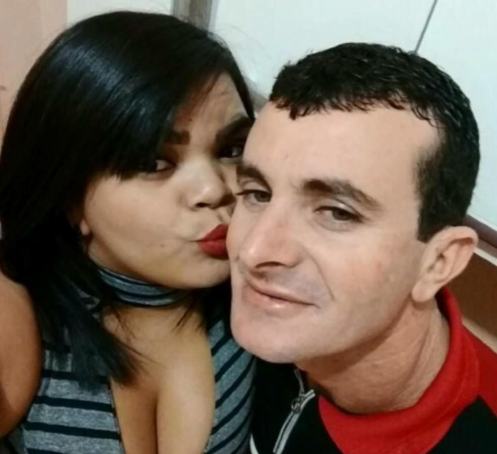 Segundo polícia, mulher, que está grávida, desapareceu após encontrar namorado em Boa Esperança (Foto: Reprodução EPTV)