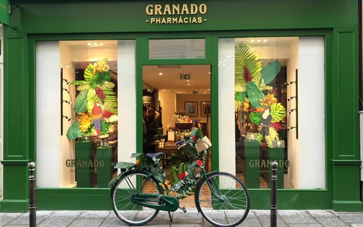 Beleza made in Brasil: Granado abre segunda loja na Europa