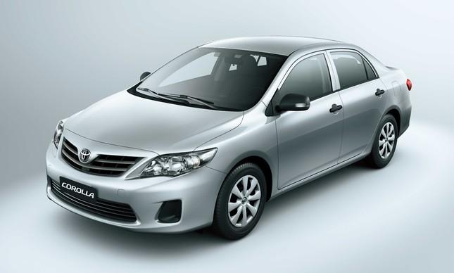 Toyota Corolla décima geração - 2003