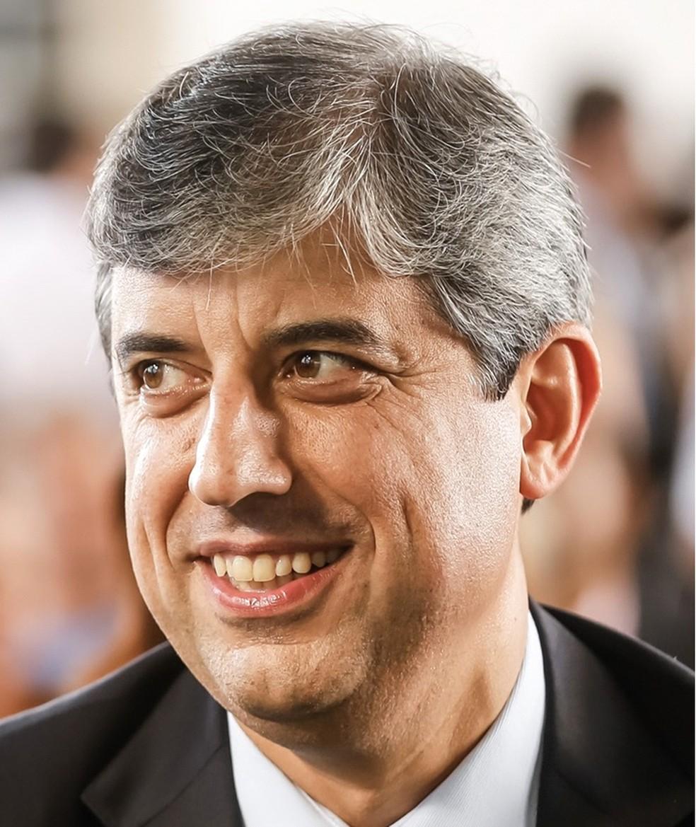 Alexandre Rêbelo, secretário de Planejamento e Gestão de Pernambuco na segunda gestão de Paulo Câmara — Foto: Governo de PE/ Divulgação