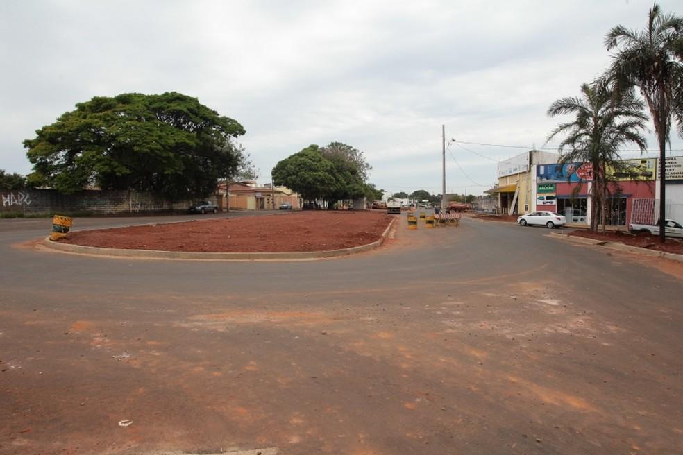 -  Continuidade às obras de melhoria na Avenida Balaiadas também está prevista no programa Uberlândia Integrada  Foto: Prefeitura de Uberlândia/Divulgaç