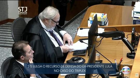 Boletim JN: Ministro do STJ vota por diminuir a pena do ex-presidente Lula para oito anos