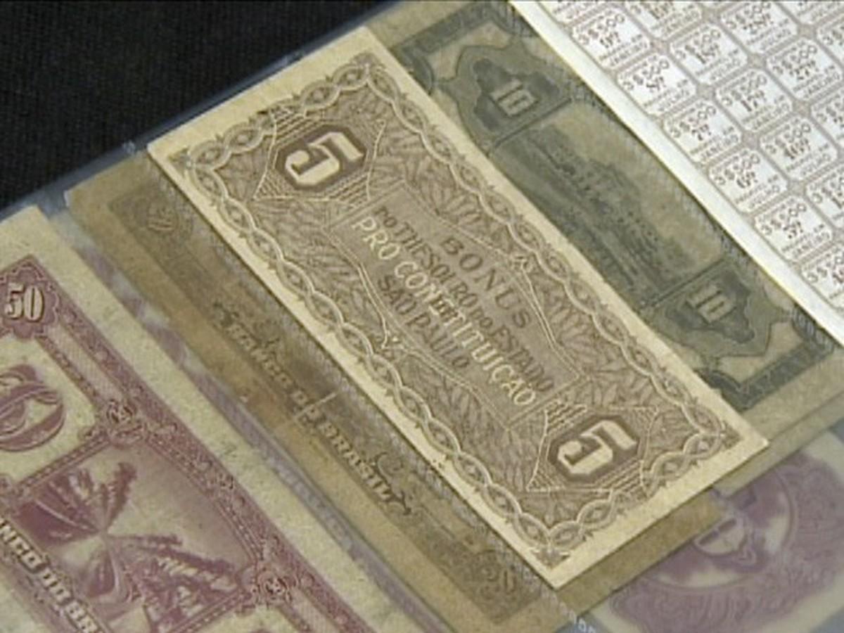 Encontro de colecionadores de moedas e cédulas antigas será realizado em Caruaru