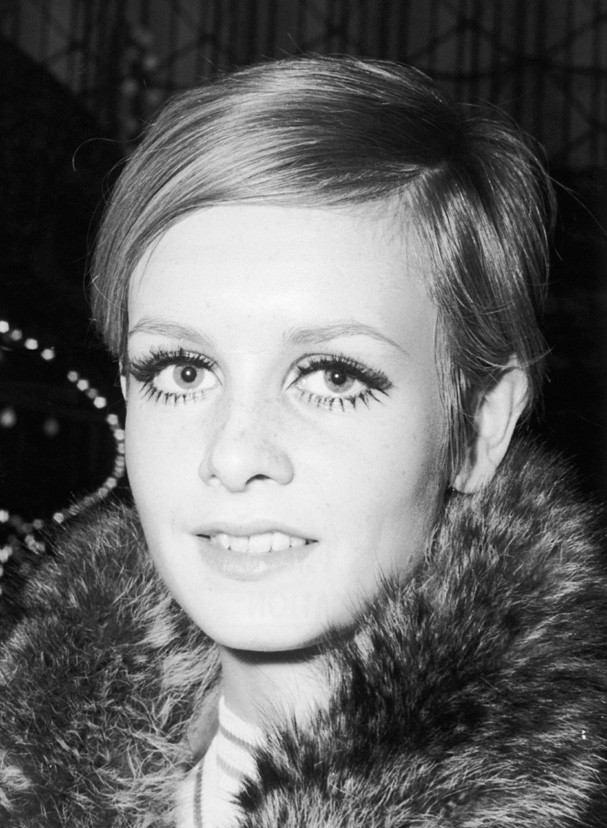 17-year-old British fashion model Twiggy, born Lesley Hornby in Neasden, pictured on the 7th March 1967. (Photo by William Vanderson/Fox Photos/Hulton Archive/Getty Images) (Foto: Getty Images)