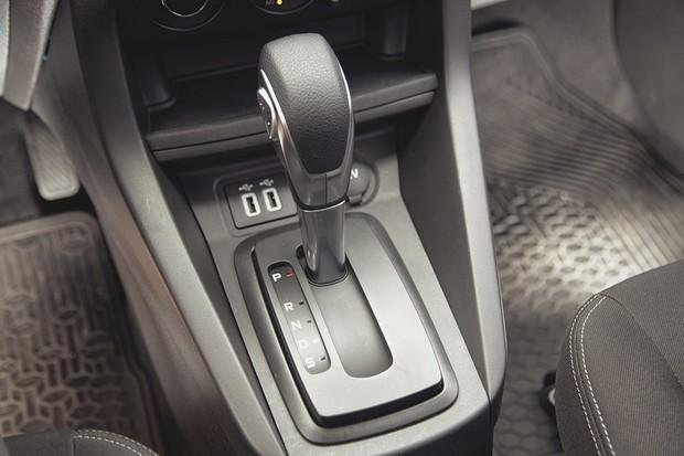 Ford Ka SE Plus 1.5 Automático 2019 (Foto: Fabio Aro/Autoesporte)
