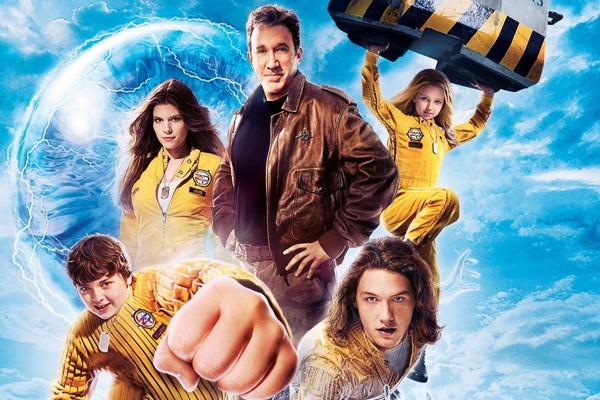 Os heróis de Zoom: Academia de Super Heróis (2006) (Foto: Divulgação)