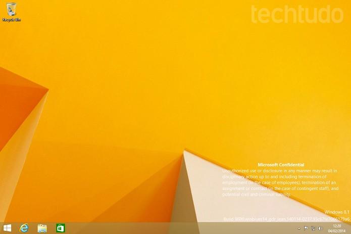 Windows 8.1 (Foto: Reprodução/Edivaldo Brito)