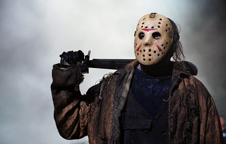 O monstruoso Jason Vorhees da série Sexta-Feira 13 (Foto: Reprodução)