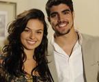 Isis Valverde e Caio Castro formaram um casal em Ti-ti-ti | Renato Rocha Miranda/ TV Globo