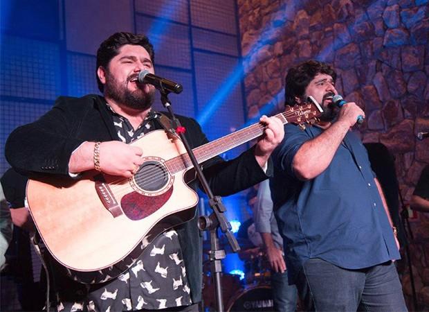 César Menotti & Fabiano (Foto: Claudio Soares/ Divulgação)