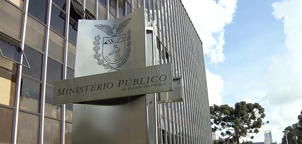 O Ministério Público do Paraná (MP-PR) quer que recomendações sejam acatadas em até 30 dias — Foto: Reprodução/RPC
