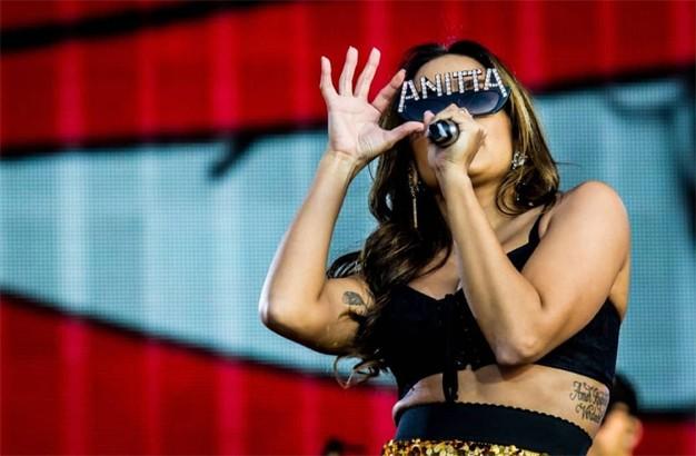 Anitta (Foto: Divulgação/Agência Zero)