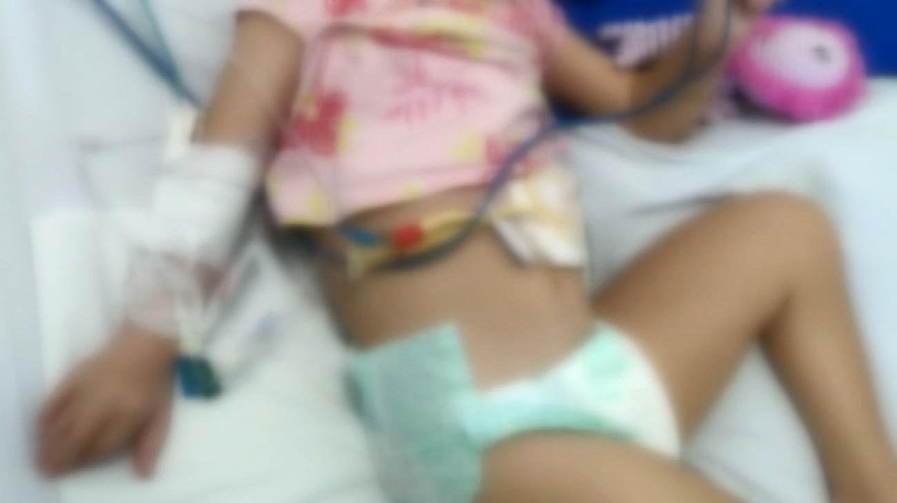 Menina passa por cirurgia para corrigir refluxo e hérnia de hiato no HC da Unicamp, diz pai - Notícias - Plantão Diário