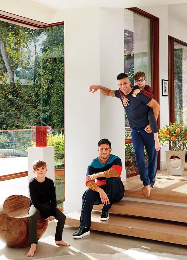 Conheça a nova casa de Ricky Martin em Los Angeles