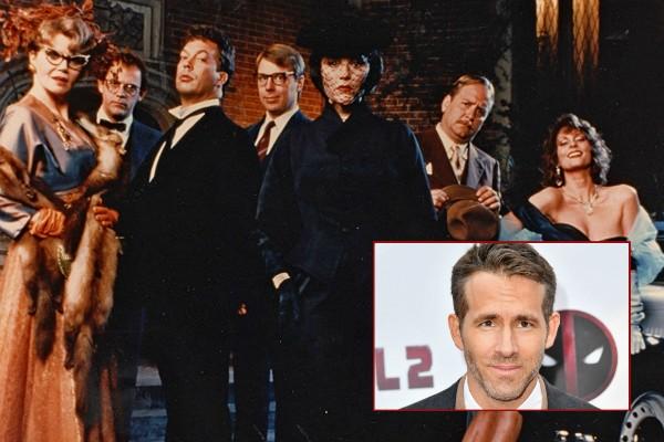 Remake de Os 7 Suspeitos contará Ryan Reynolds (Foto: Reprodução/Getty Images)