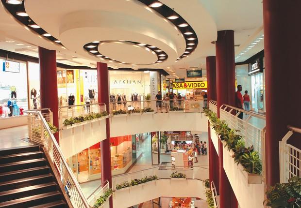 BR Malls (Foto: Reprodução/Facebook)