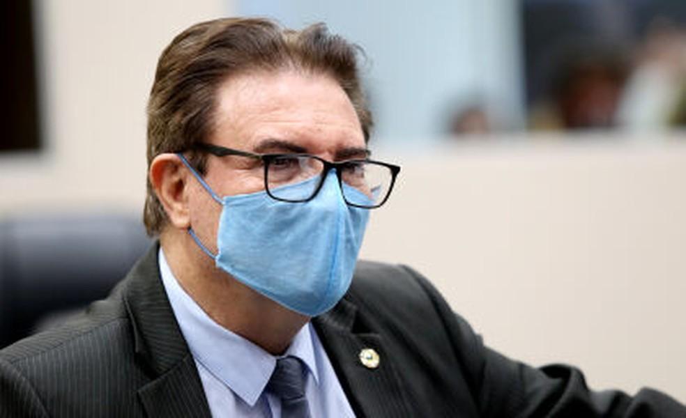 Luis Gimenez, deputado estadual de MT — Foto: ALMT