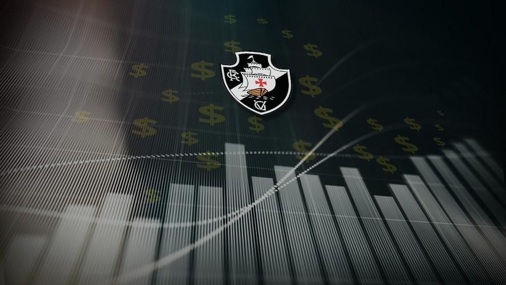 As finanças do Vasco — Foto: Infoesporte