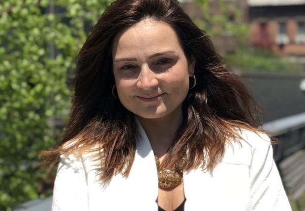 Fernanda Lopes de Macedo Thees, fundadora da Loite (Foto: Divulgação)