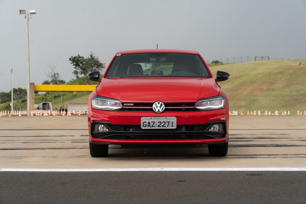 Volkswagen Polo GTS — Foto: Marcelo Brandt/G1