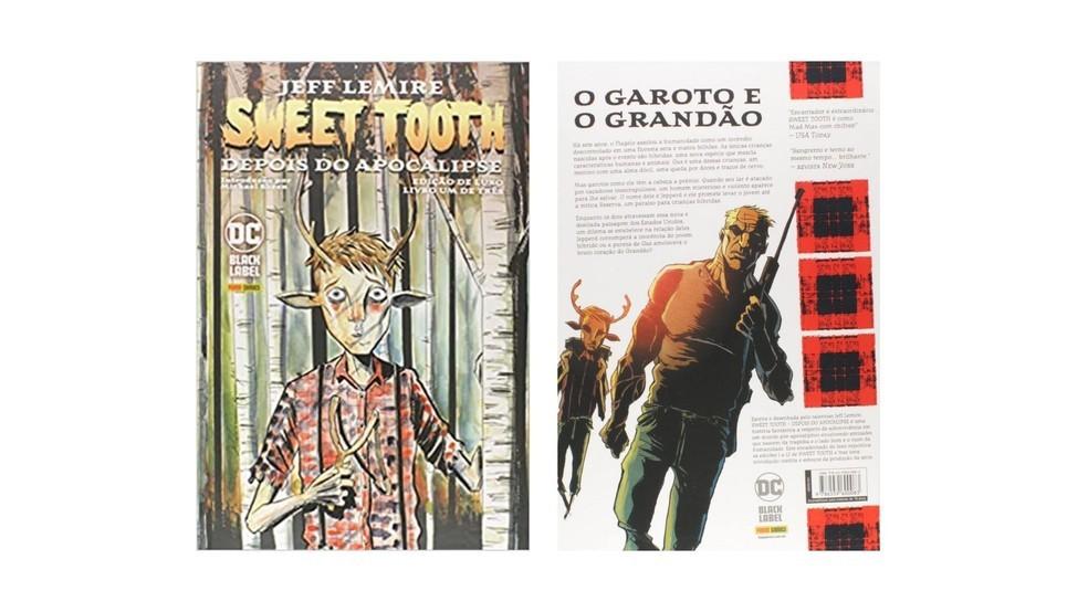Sweet Tooth conta a história de crianças com características de humanos e animais (Foto: Divulgação/Amazon)
