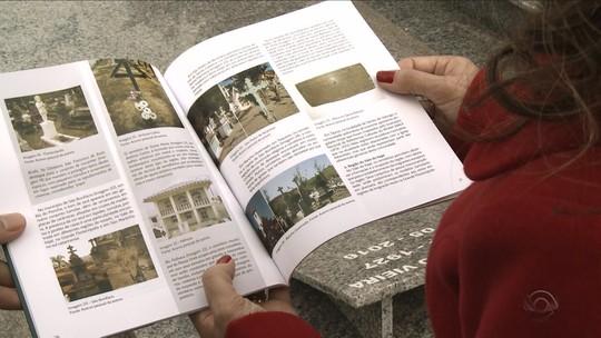 Pesquisadora lança guia da diversidade cultural dos cemitérios de SC