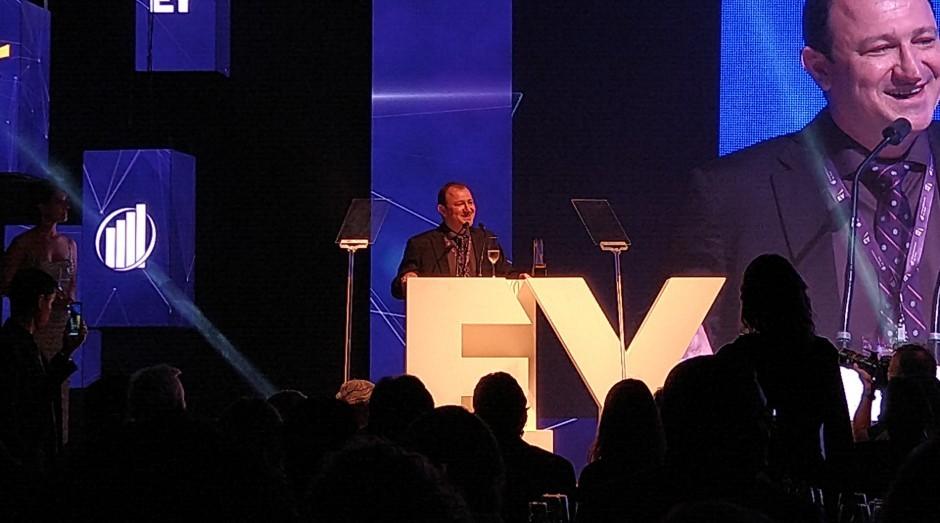 Cesar Gon, da CI&T, é o empreendedor do ano da EY